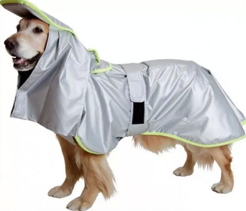 FireandAnvilProof Dog Coat
